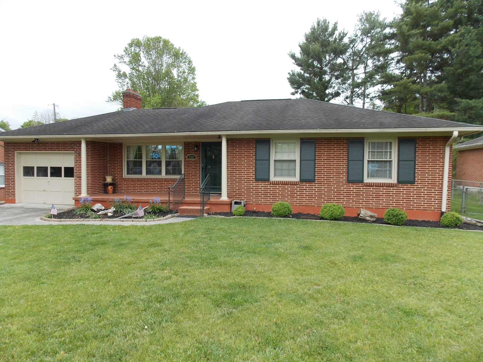 Brick Home for Sale in Radford City