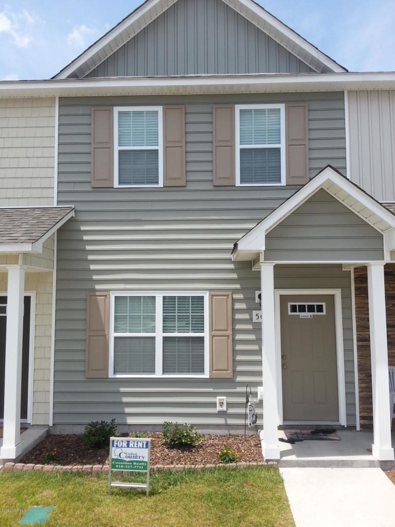 Townhome for Sale in Sneads Ferry