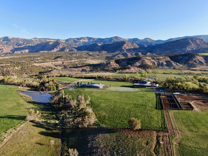 Colorado Mountain Luxury Ranch For Sale with Water Rights