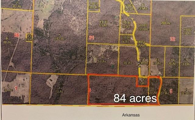 84 acres