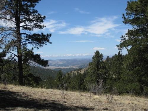 Colorado Mountain Ranch Near Pikes Peak & Colorado Springs