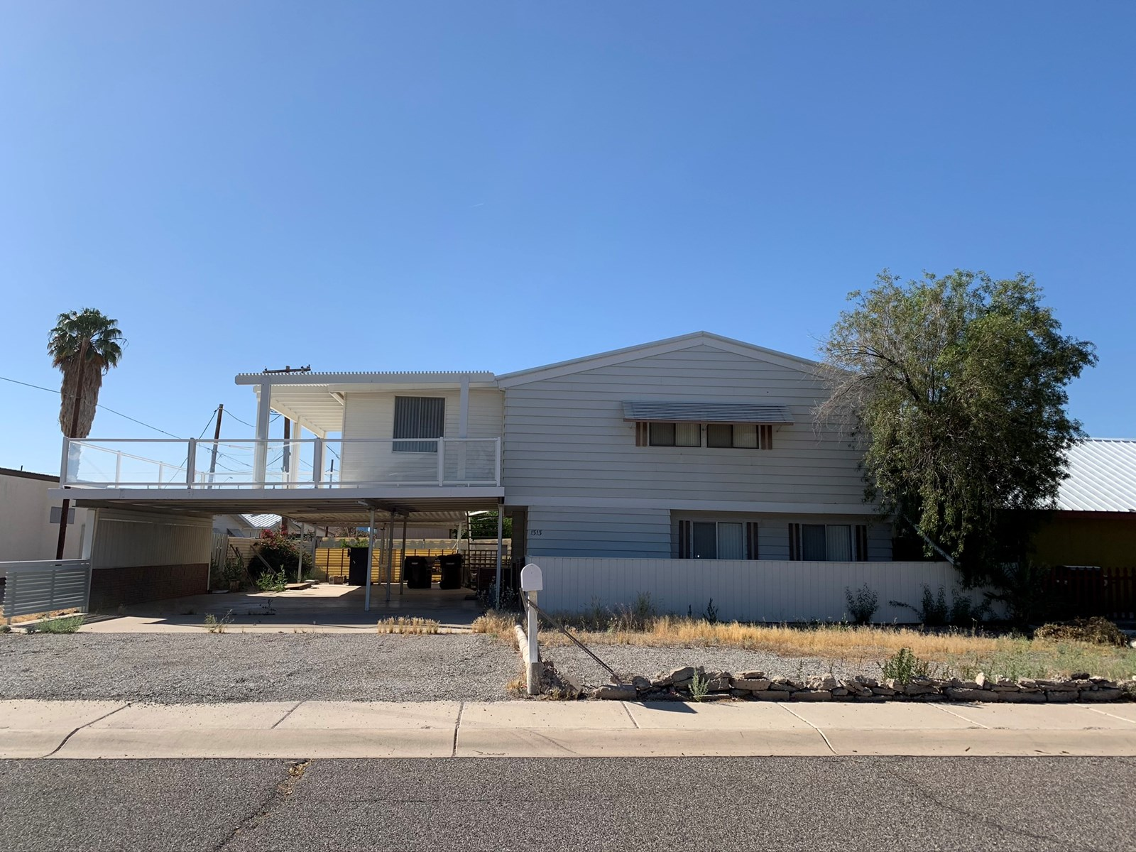 Parker AZ Two Story Home For Sale