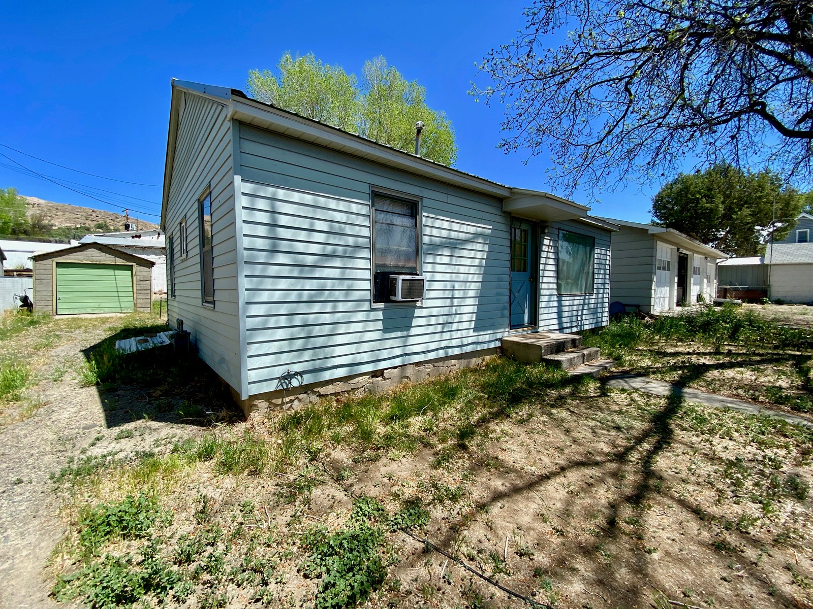 Colorado Starter Home in Town for Sale, Austin, Colorado
