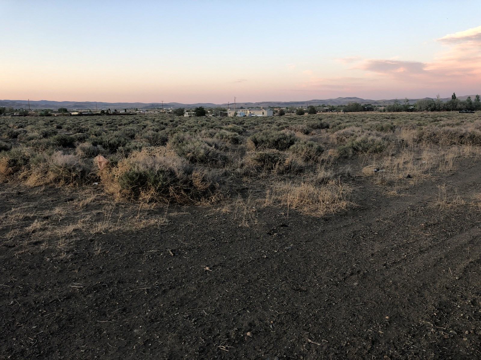 Buildable Land For Sale in Lyon County Nevada Lahontan Lake