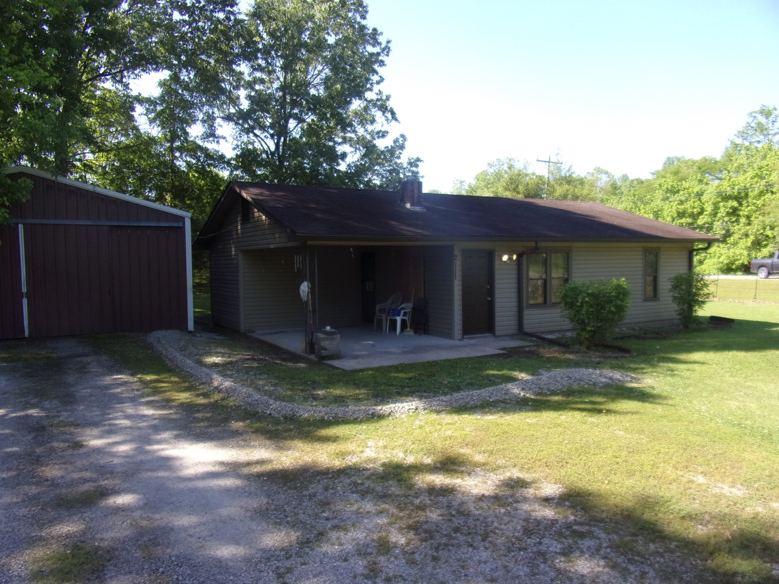Arkansas Home at edge of Town for sale in Pocahontas, AR