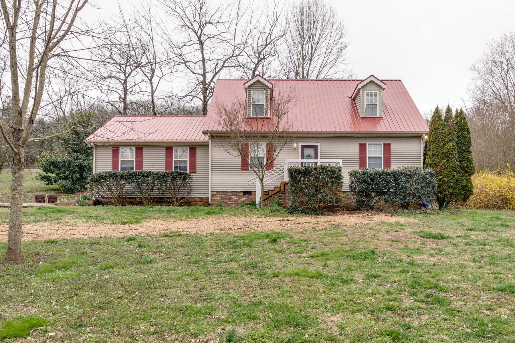 Country Home for Sale in Culleoka, Tennessee
