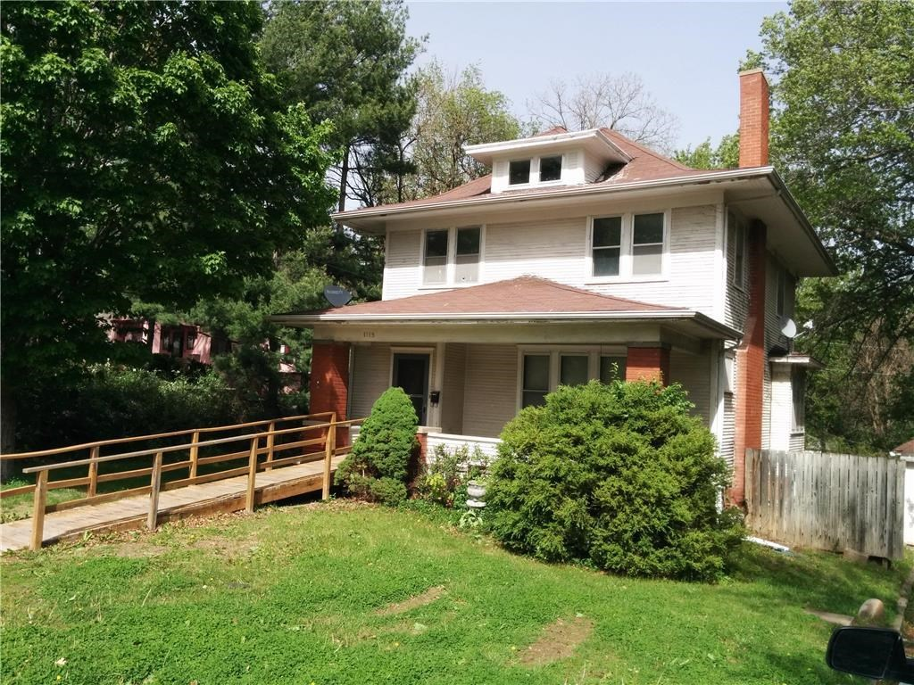 Spacious Home on Ashland Avenue-4 Bed, 2 Bath w/ Det Garage