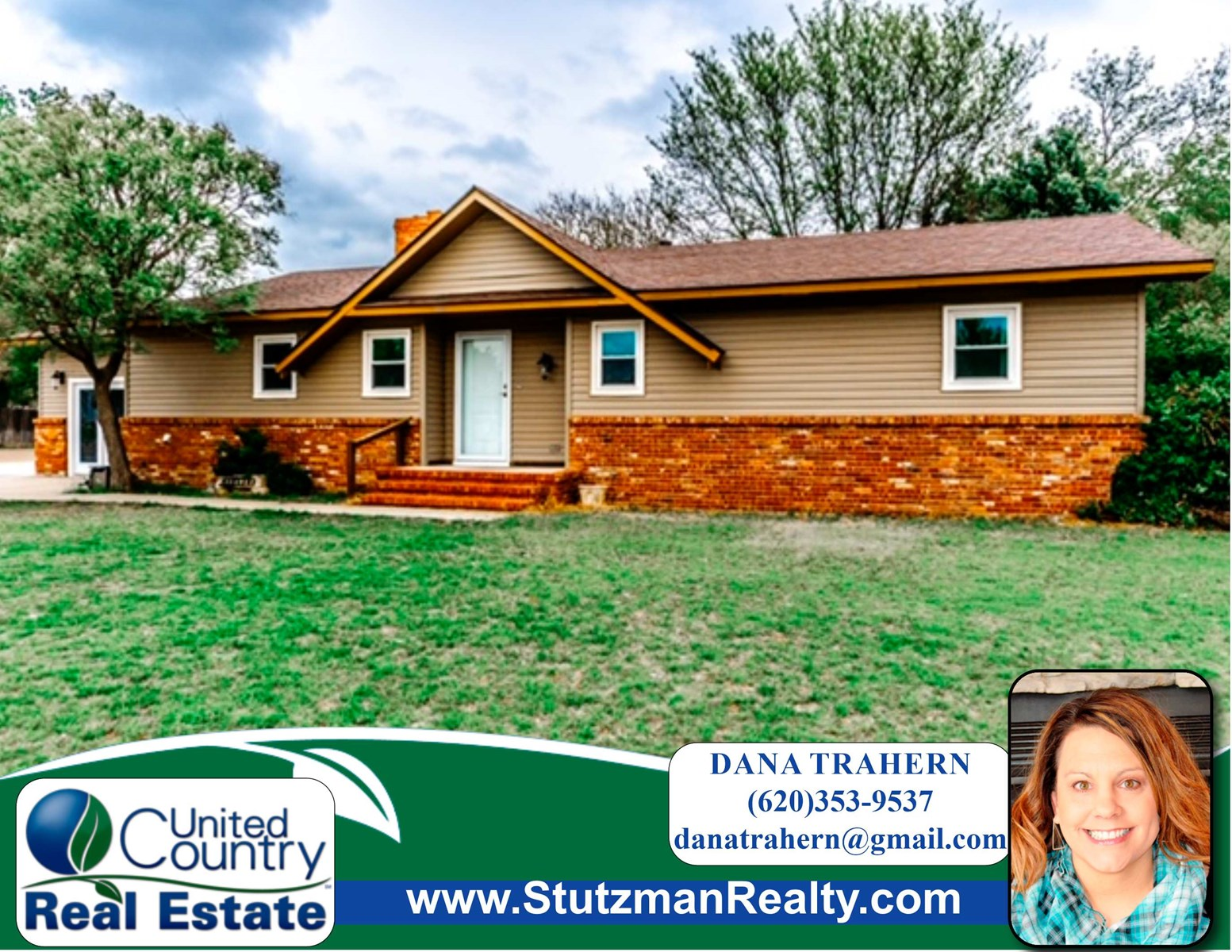 MOVE-IN READY HOME FOR SALE IN ULYSSES, KS