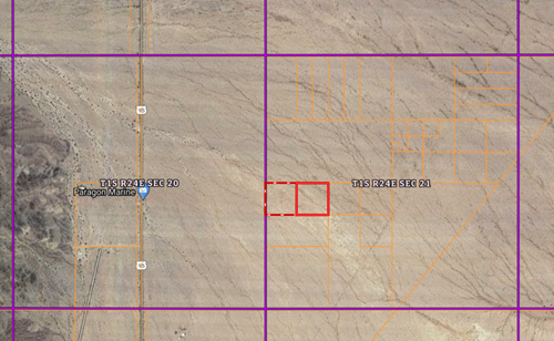 20 Acres North of Blythe,CA