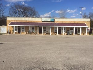 INCOME PRODUCING INVESTMENT PROPERTY IN CALICO ROCK, AR