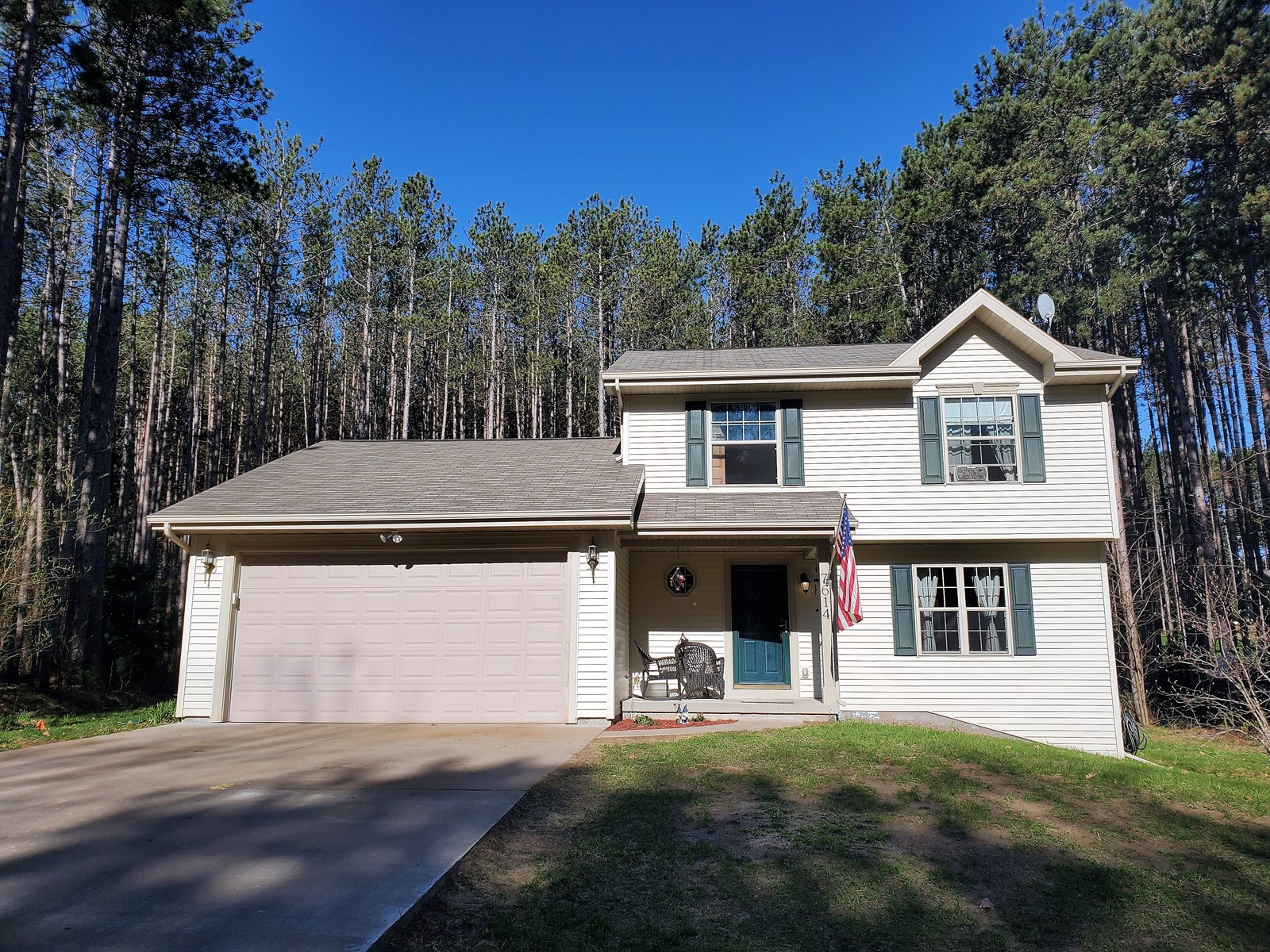 Country Home for Sale w/Access to Hartman Creek State Park