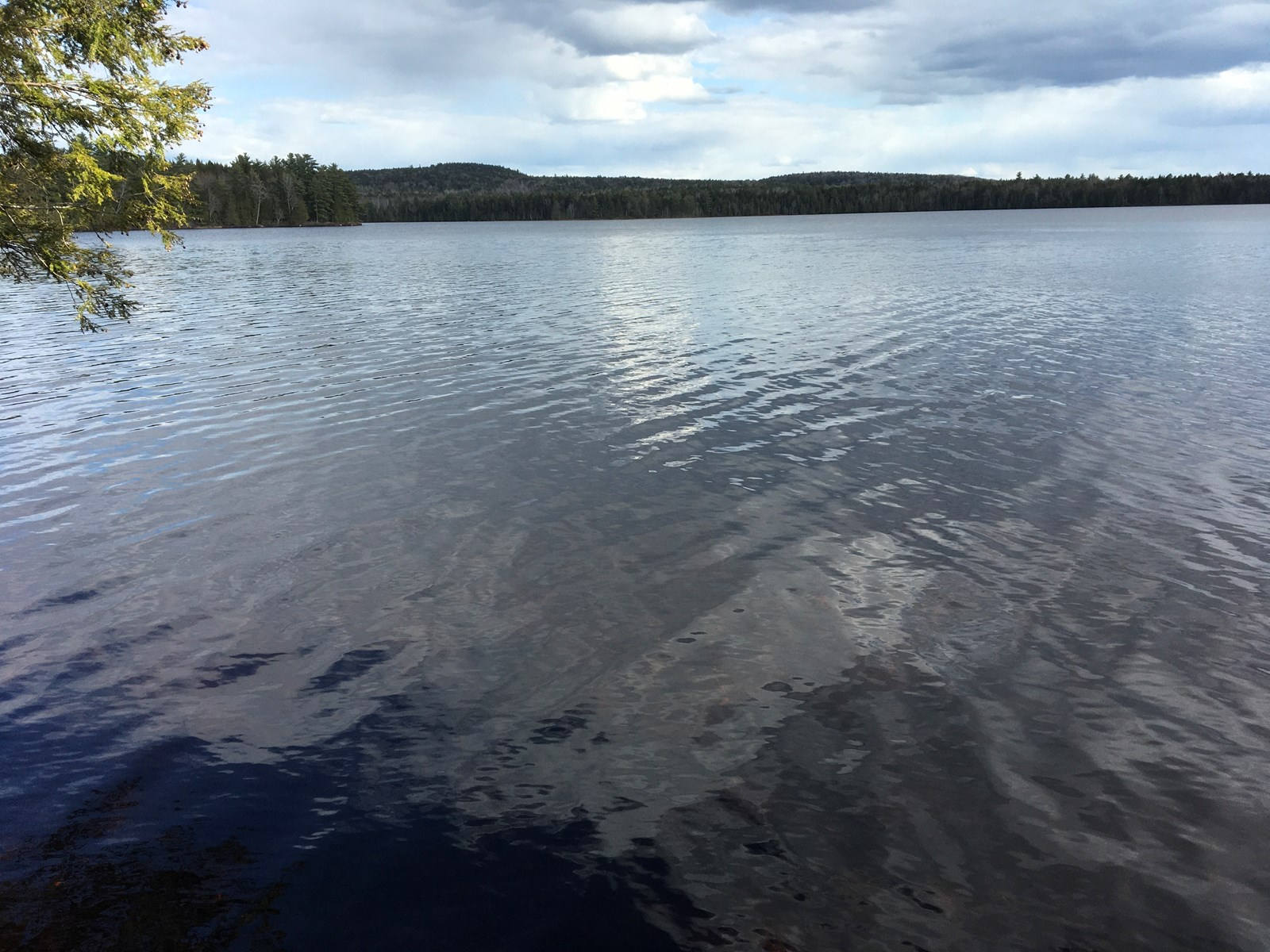 Maine Wilderness Lakefront Land for Sale