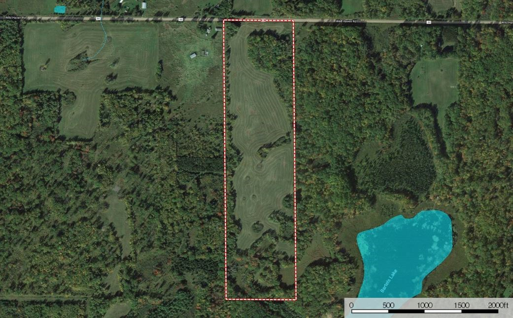 Northern Minnesota Hunting Land for Sale, Bruno, Pine County