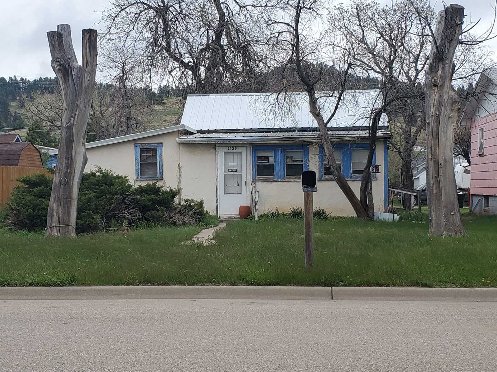 FOR SALE RESIDENTIAL/INVESTMENT PROPERTY STURGIS SD