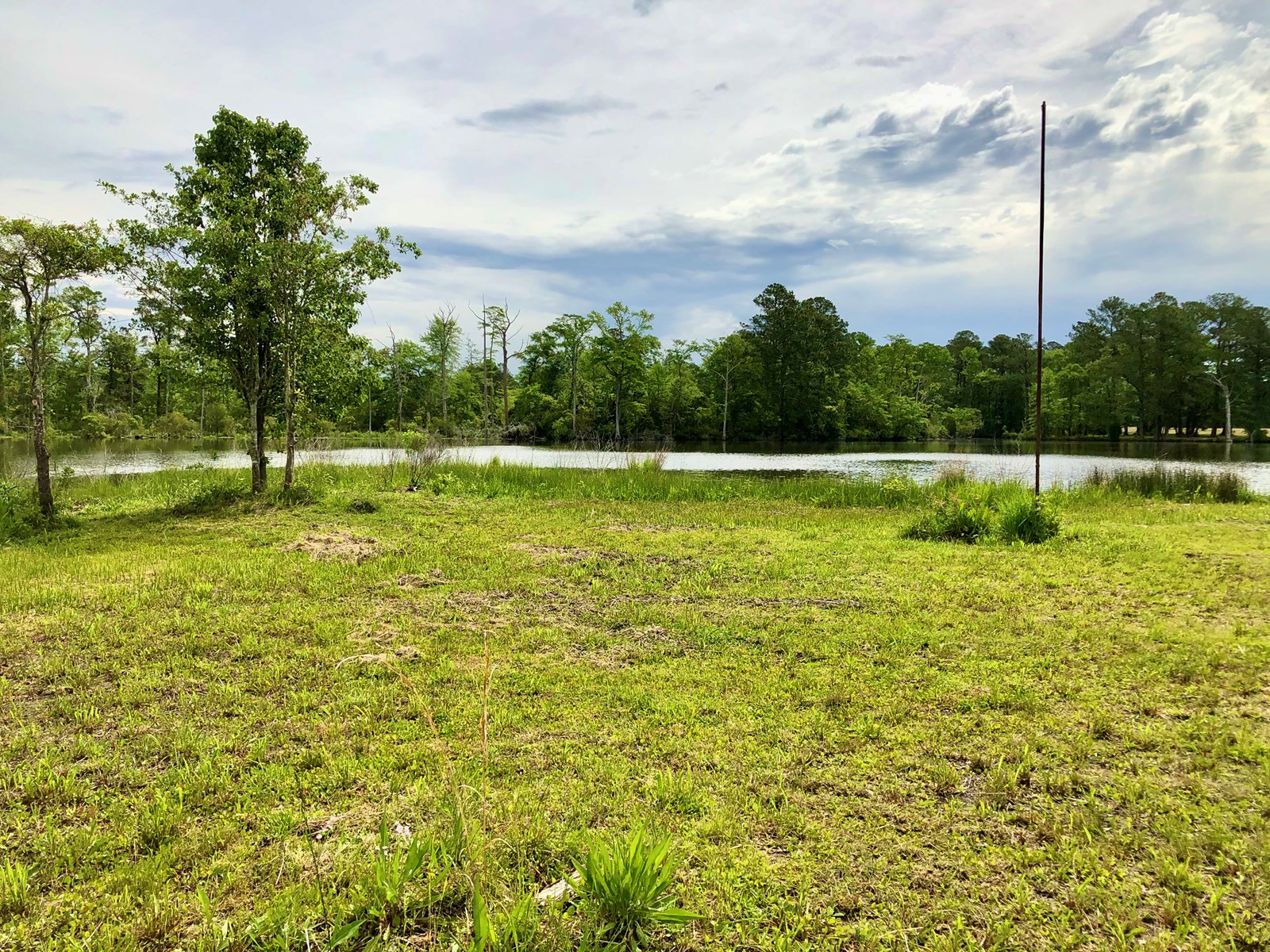 Waterfront lots for sale in Washington, NC
