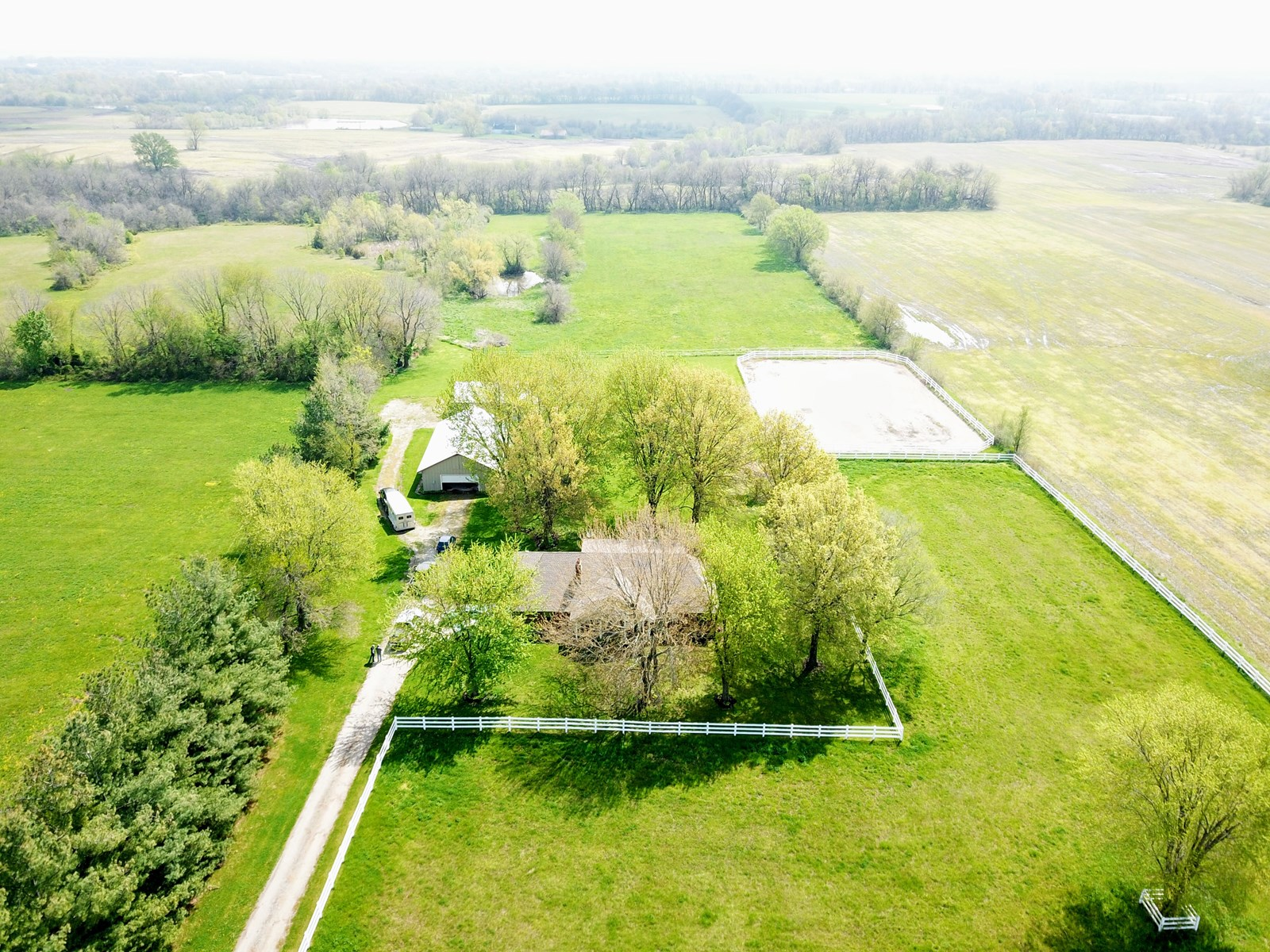 Home for sale Lees Summit Mo Horse Property