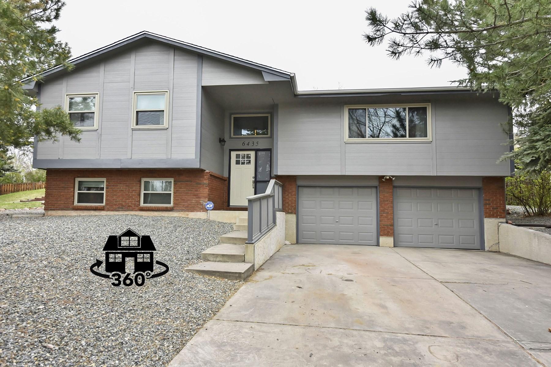 Remodeled  Home in Colorado Springs