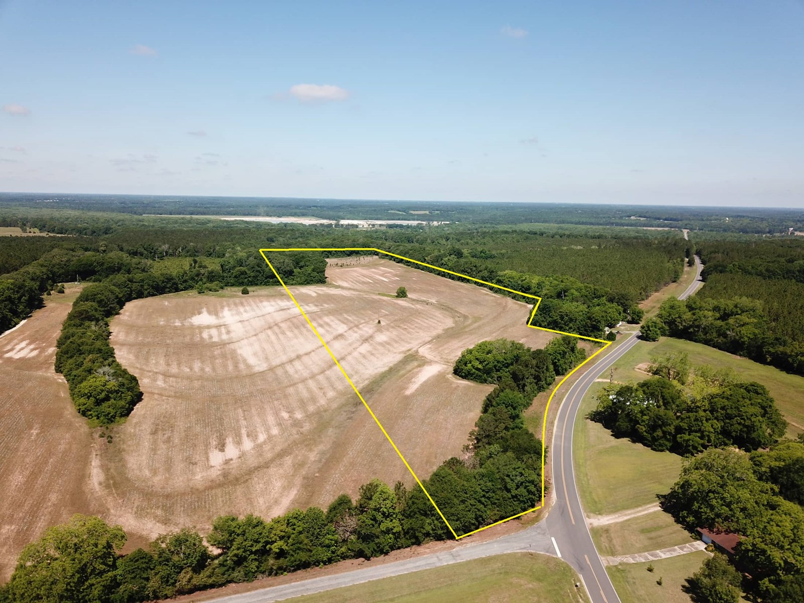 34.55 Acres for sale County Rd 45, Hartford, AL