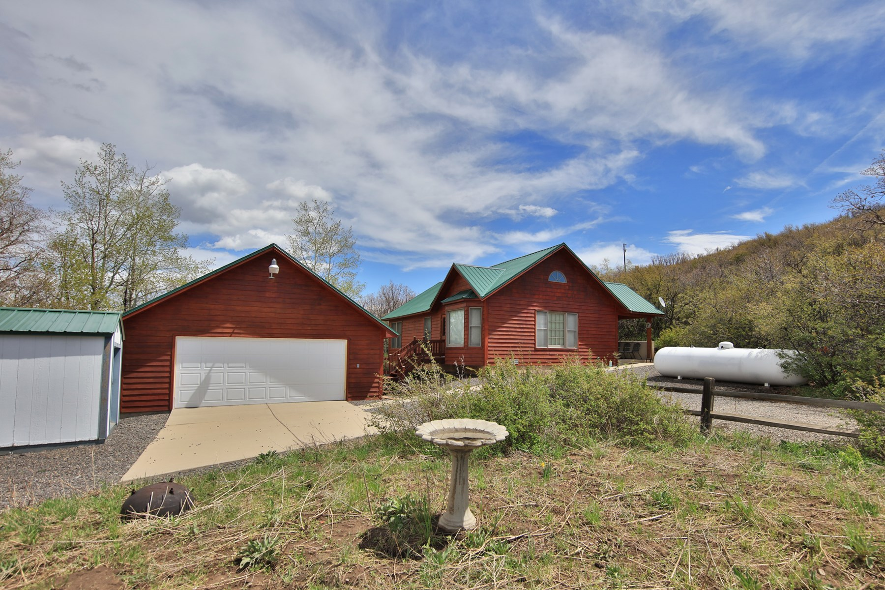 Mountain Cabin For Sale in Colorado