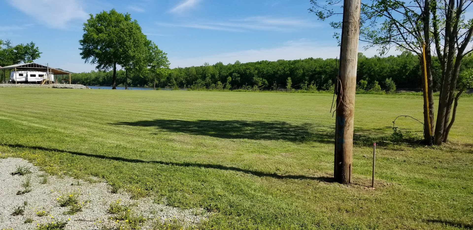 3 TENNESSEE RIVERFRONT LOTS FOR SALE BETWEEN CLIFTON LINDEN