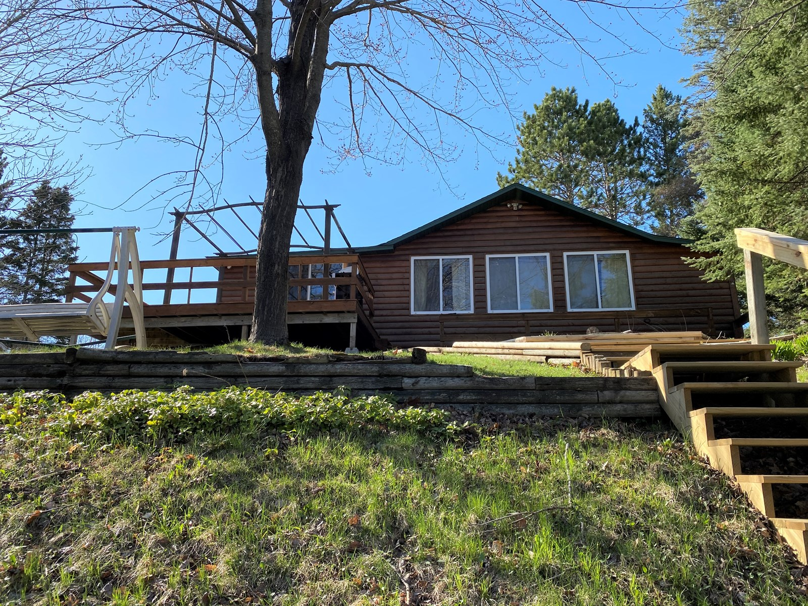 Pine Lake Home For Sale in Finlayson Minnesota