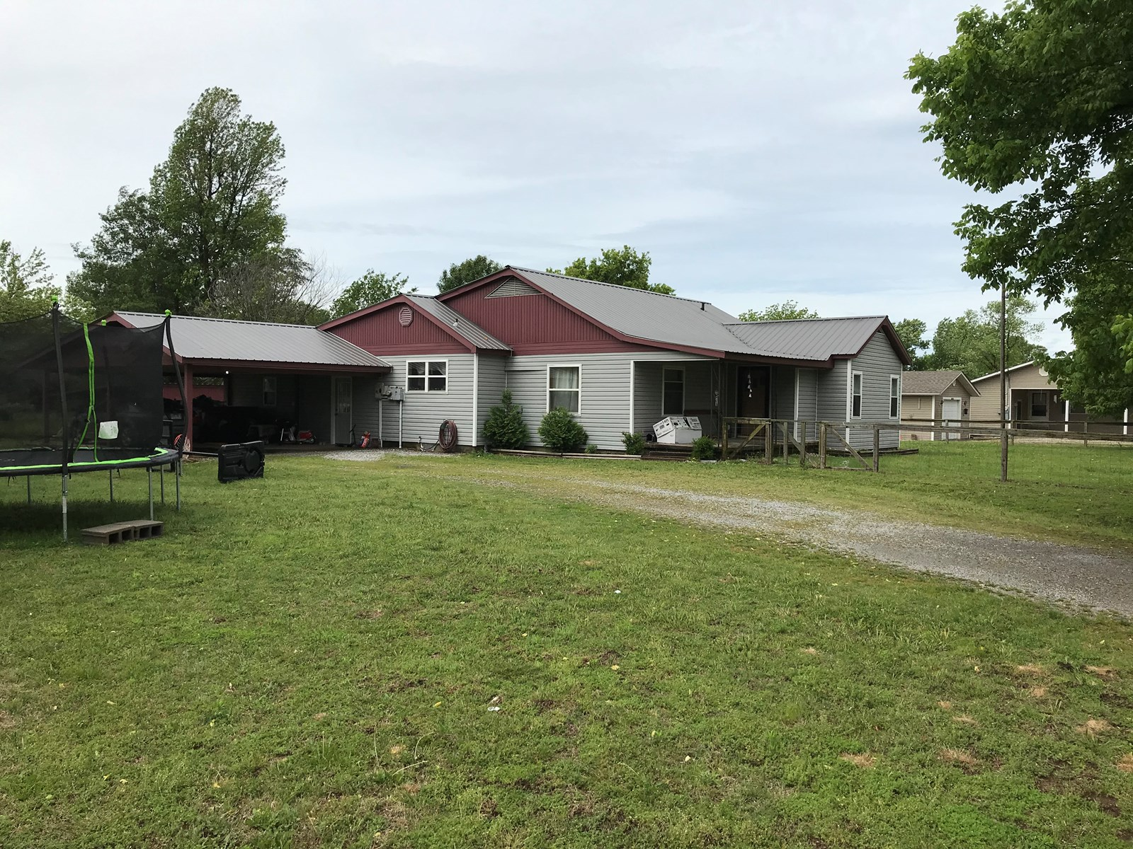 Home near town Pocahontas, AR Affordable and spacious home