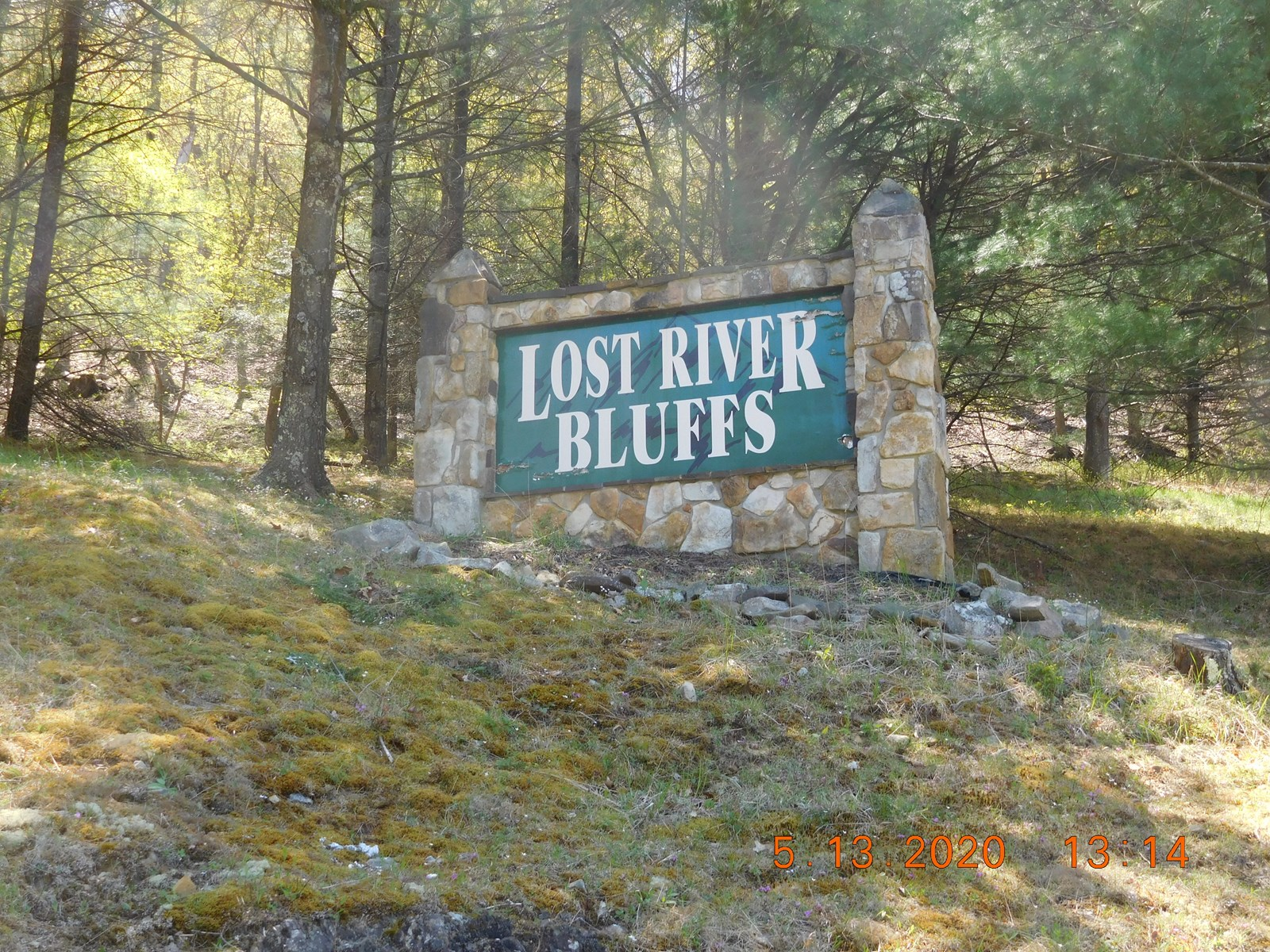 Nice wooded lot with great road system and mountain view.