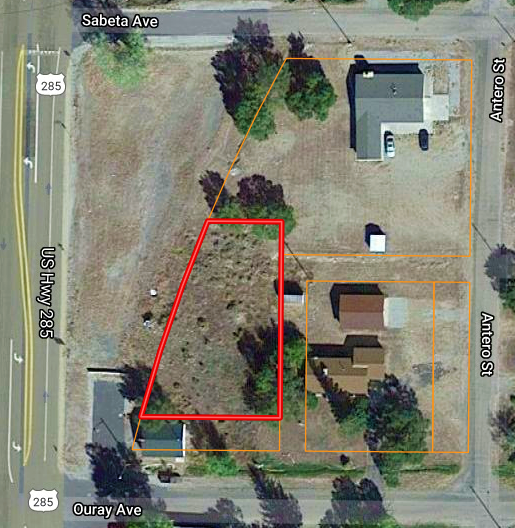 Commercial Lot for Sale in Poncha Springs, CO