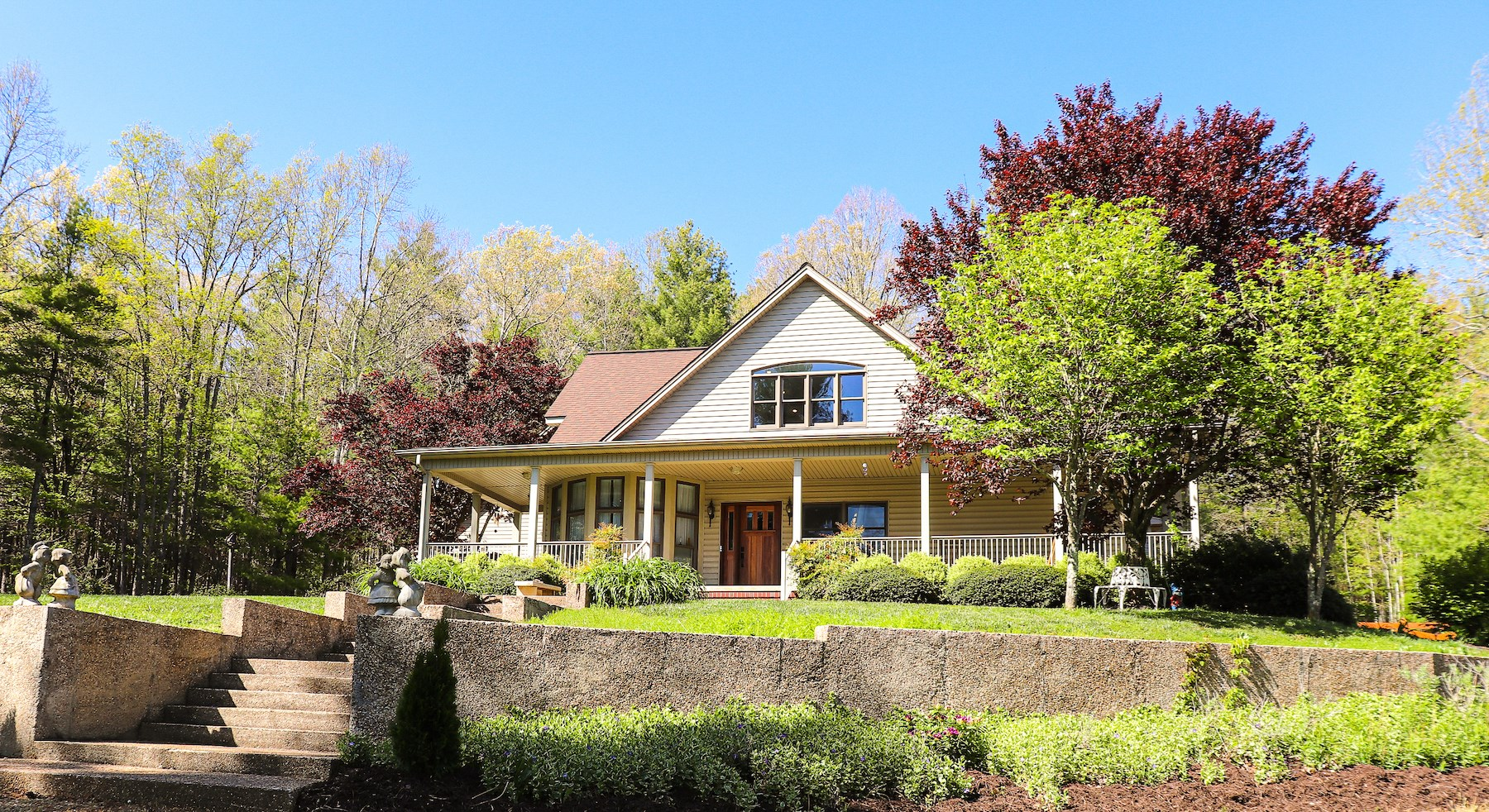 Incredible Country Home for Sale in Floyd VA!