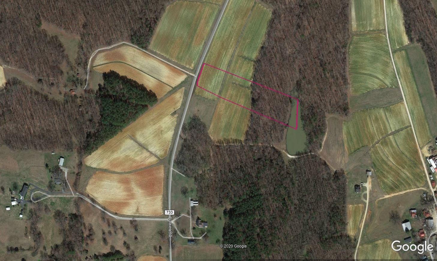 3+/- Acre Lot in Pittsylvania County, VA