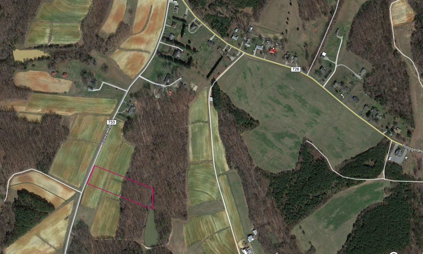 3+/- Acres in Ringgold, VA