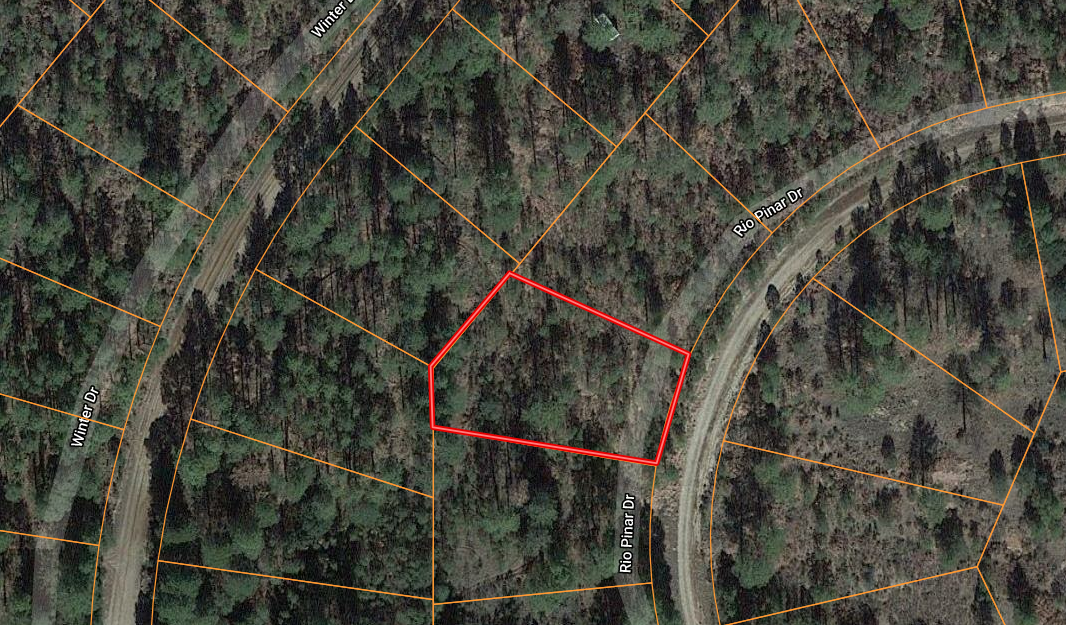 Golf Course Area lot in Timberon