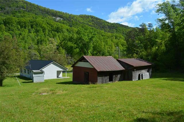 2 BR, 1 BA on 60 Acres in Rutledge, TN