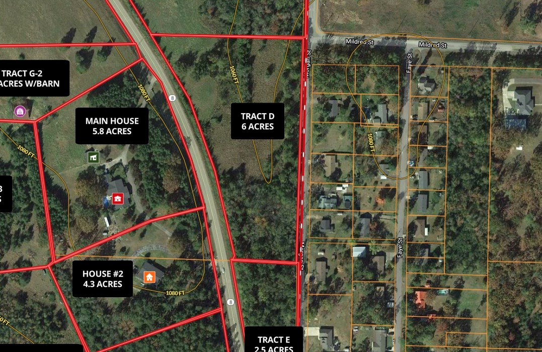 Residential Subdivision Potential!