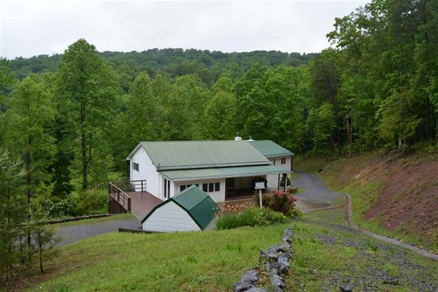 Gorgeous Home on 16 Acres in Rogersville, TN For Sale