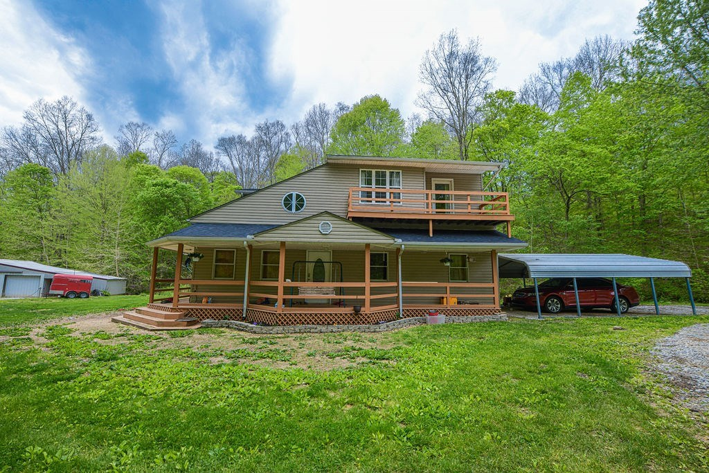 Secluded Country Home for Sale | Near downtown Spencer, IN