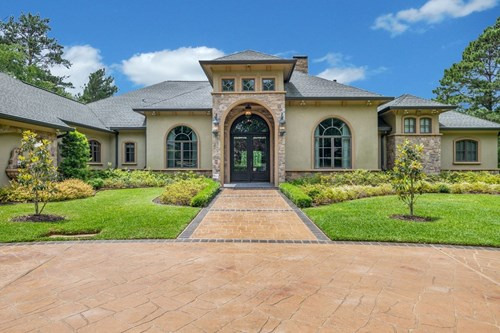 GOLF COURSE LUXURY HOME FOR SALE LAKE PALESTINE | EAST TX