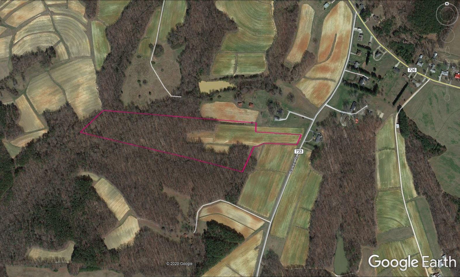 19 +/- acres in Ringgold, VA