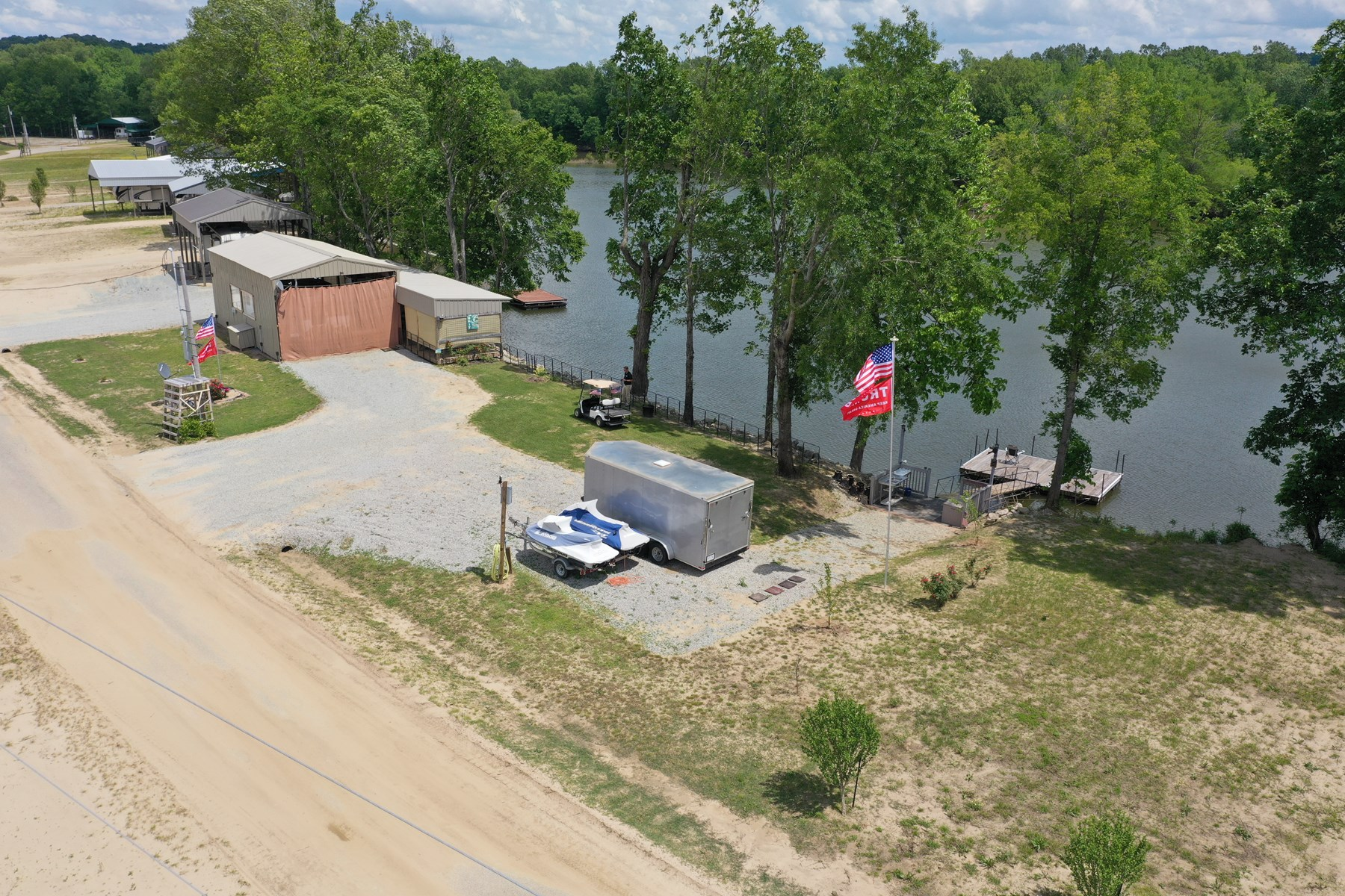 Tennessee River Front Lot!