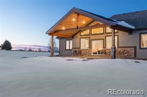 Executive Country Home Near Denver Colorado
