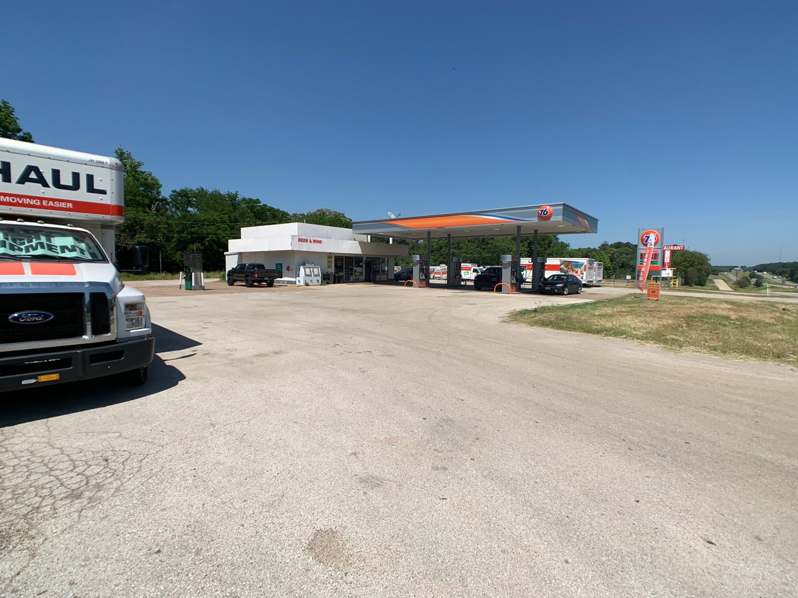 76 CONVENIENCE STORE ON INTERSTATE 20