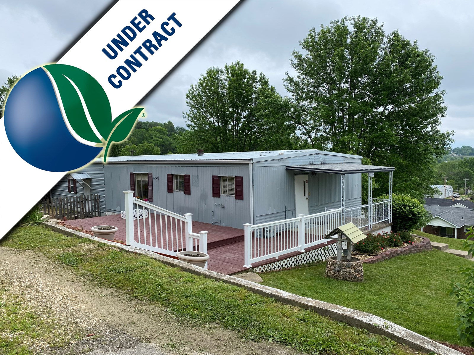 Wonderful Starter Home For Sale in Hermann, MO!