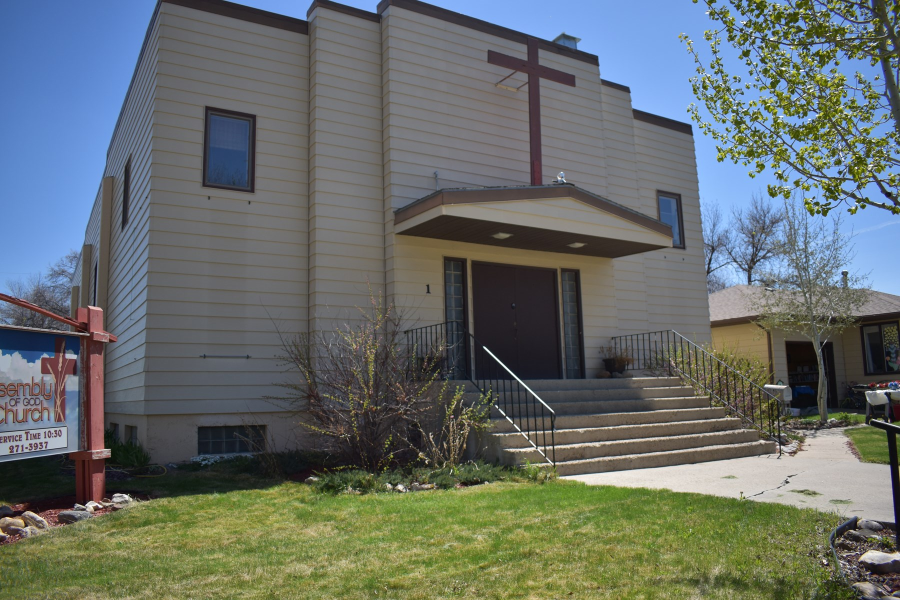 Home for sale in Conrad MT  Small town Montana living