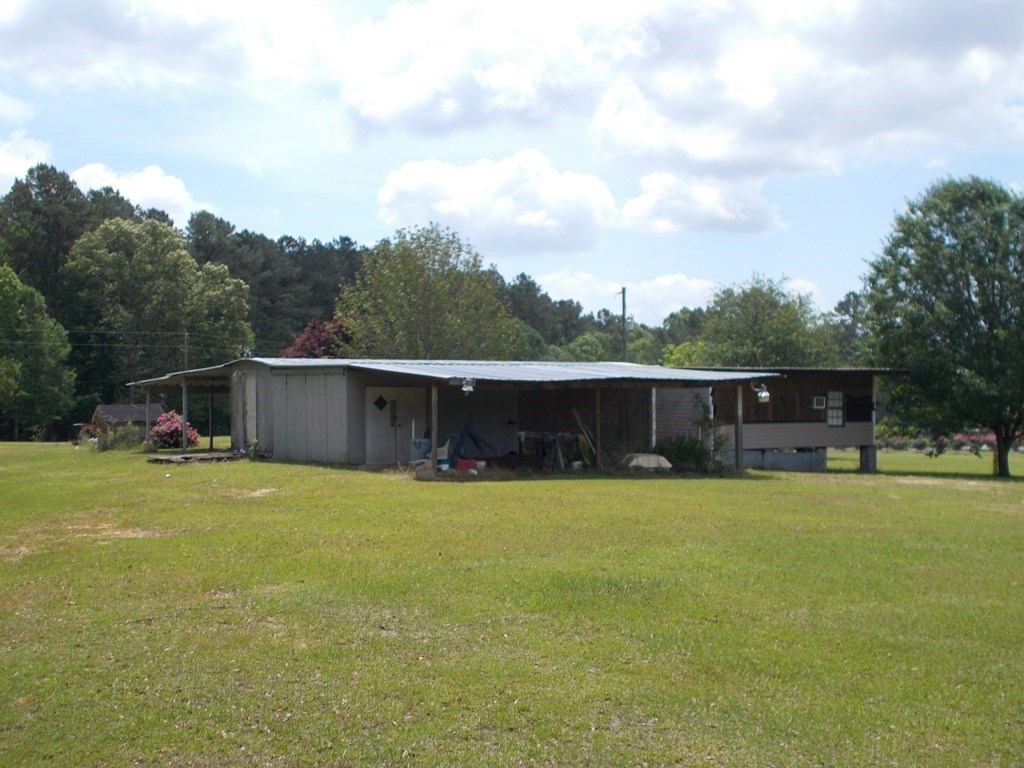 Country Home on 2.13 Acres Bogue Chitto Lincoln County MS