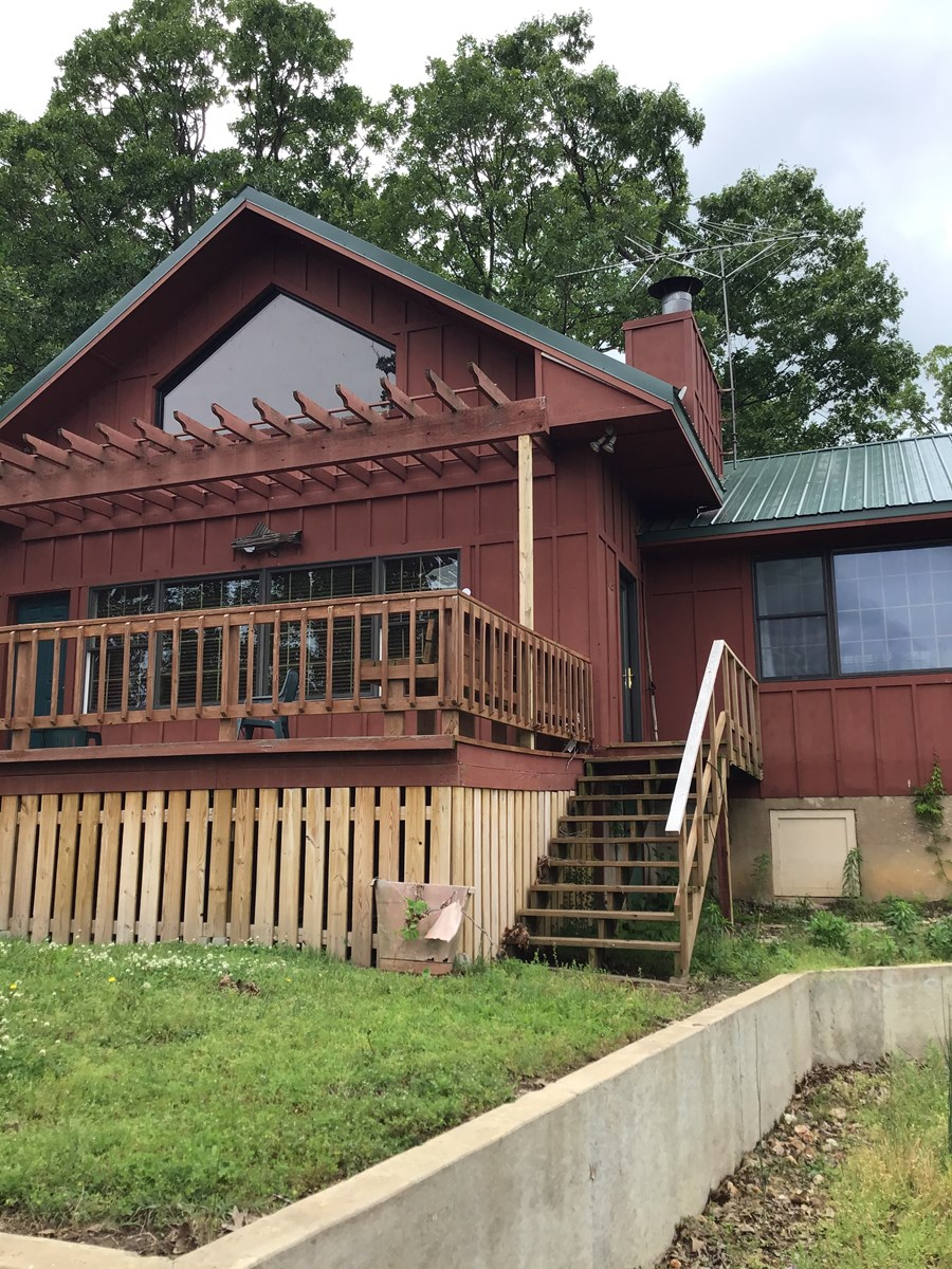 Lodge style cabin and event center for sale