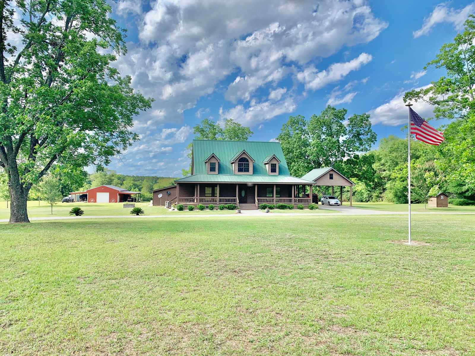 Country Home 9 Acres Hartford Alabama - Geneva County AL