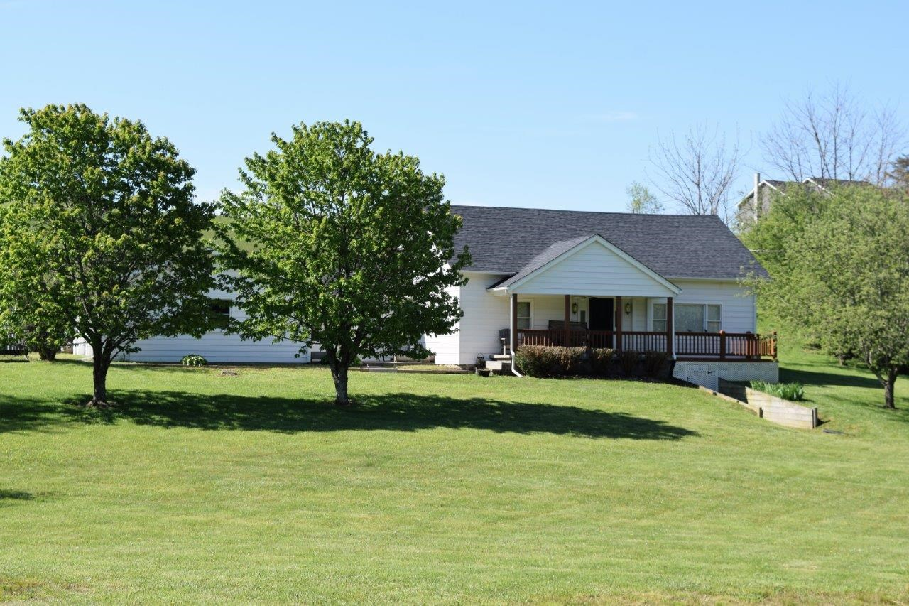 Beautiful Country Home for Sale in Copper Hill VA!