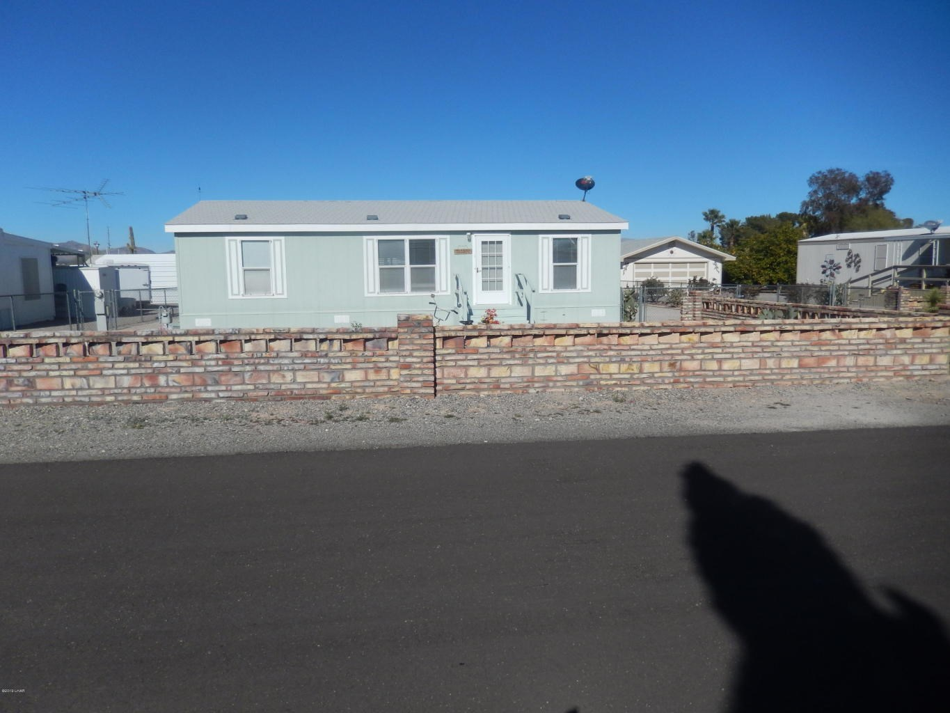 Salome, AZ Home For Sale Manufactured Home Fenced Yard RV sp