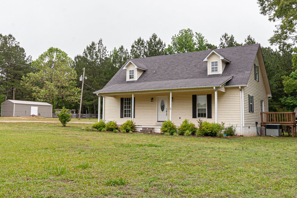 Charming Country Home; Rural Setting in McNairy County