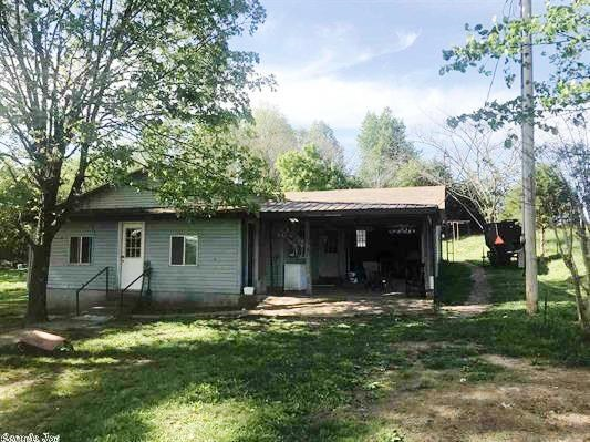 Country home with outbuildings for sale Salen, Arkansas